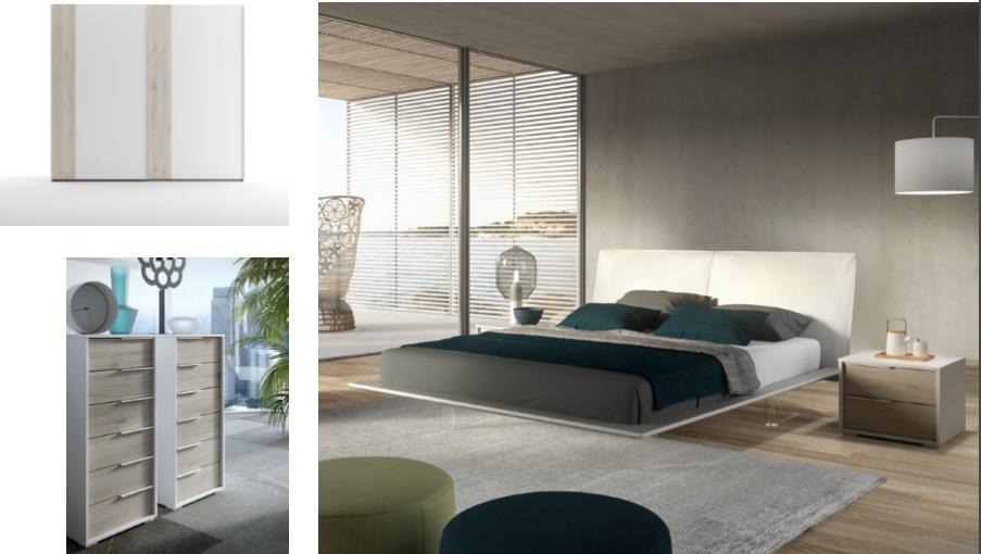 Camera da letto offerta alpe 2 arredamenti ascani - Camera letto offerta ...