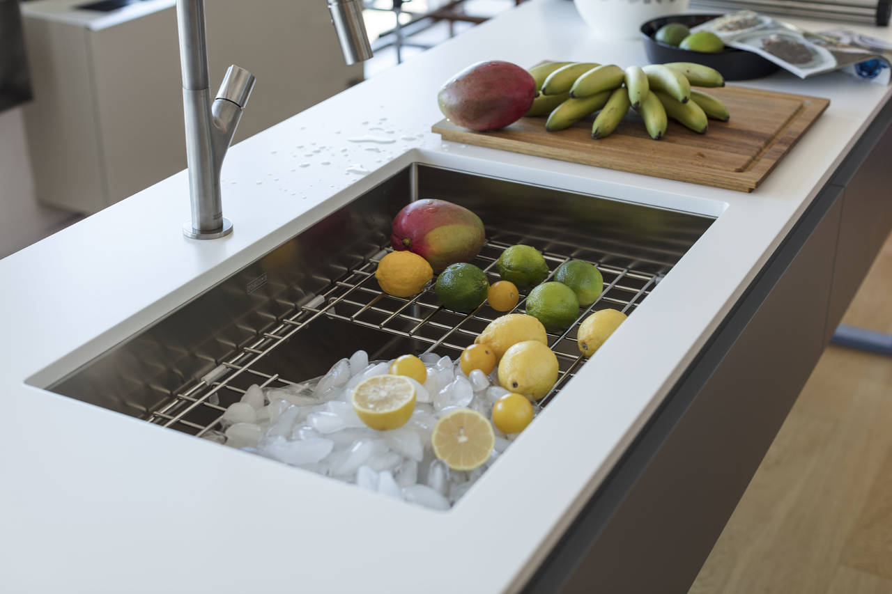 Lavello Cucina Una Vasca Grande franke, oltre 100 modelli per ogni esigenza | arredamenti ascani